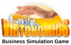 Play business simulation game Virtonomics