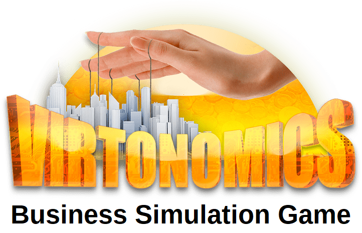 VIRTONOMICS: Business simulation game for entrepreneur