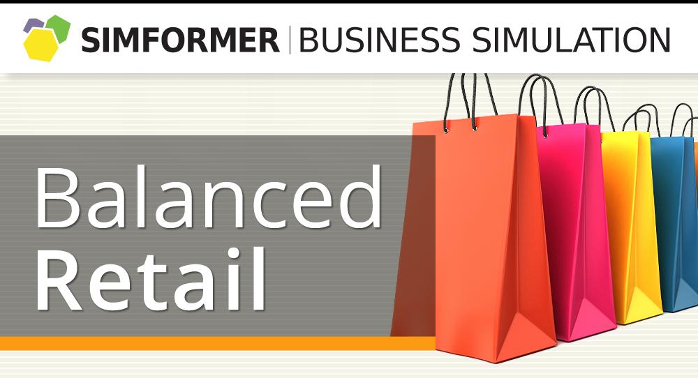 Balanced Retail biz game