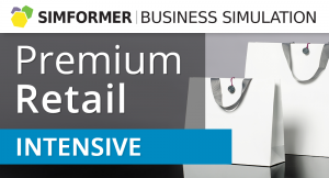 Online business simulation game Premium Retail Intensive